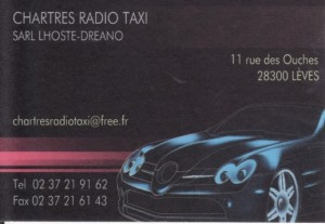 Chartres Radio Taxi